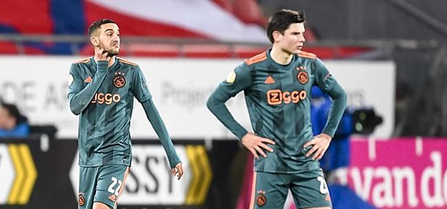 Foto: Crisisberaad in Ajax-selectie: