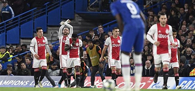 Foto: Eén Ajacied in Champions League-galateam, Onana op de bank
