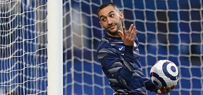 Foto: 'Ziyech volgend seizoen weer bij Ajax'