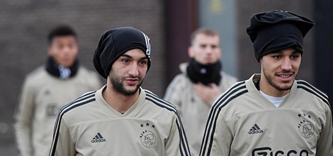 Foto: Ziyech reageert cynisch op ontbreken bij Marokkaanse ploeg