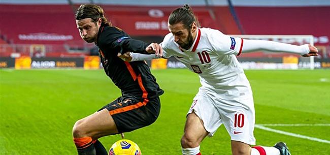 Foto: Beste Oranje-international speelde niet eens goed