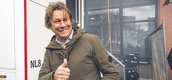 Foto: Kraay ongerust over Feyenoorder: