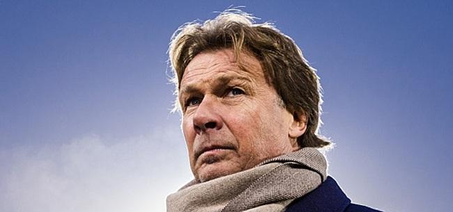 Foto: Hans Kraay Jr. wijst 2 mogelijke opvolgers Gio bij Feyenoord aan