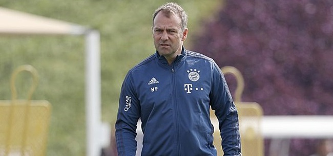 Foto: Merkwaardig dilemma voor Bayern: Flick heeft clubs voor het uitkiezen