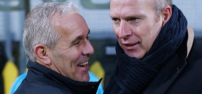 Foto: ''Zieke' Roda-directeur in gesprek met nieuwe club'