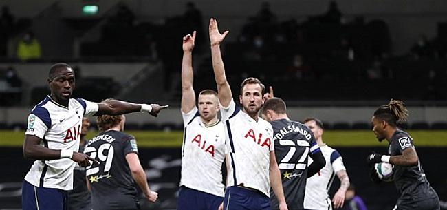 Foto: 'Spurs reist met Kane-miljoenen naar Barcelona'