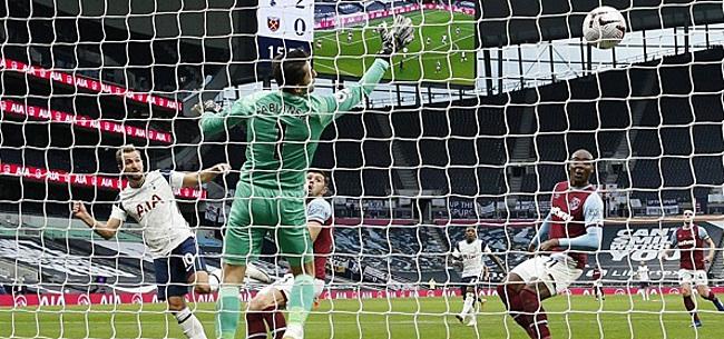 Foto: Tottenham verprutst 3-0 voorsprong bij rentree Bale