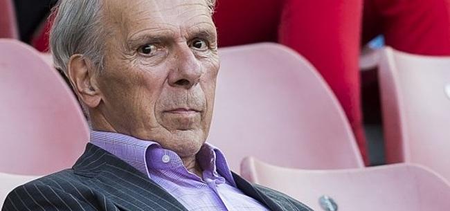 Foto: Gerbrands eert overleden Van Raaij: