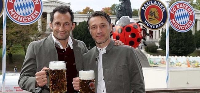 Foto: Bekritiseerde Bayern-coach gaat strijd aan: