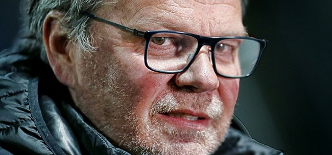 Foto: Henk de Jong: 'Oprecht jammer dat PSV verloor'