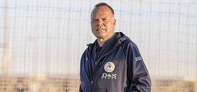 Foto: Sparta-directeur Van Stee: 'Feyenoord liep miljoenen mis'