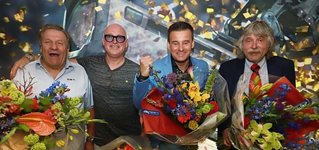 Foto: John de Mol stuurde Johan Derksen deze 'keiharde' e-mail