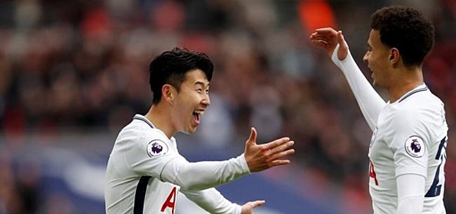 Foto: VIDEO: Twee wereldgoals bij Spurs - West Ham