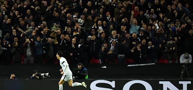 Foto: 'Tottenham moet Son mogelijk twee seizoenen (!) missen'
