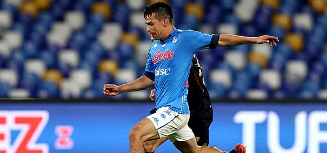 Foto: Lozano steekt ambities niet onder stoelen of banken en noemt absolute droomclub