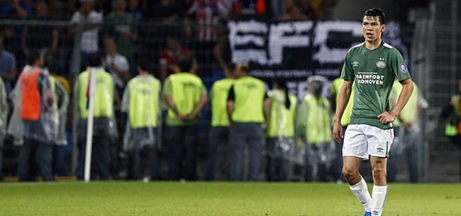 Foto: 'Ruzie met Lozano begin van het einde voor Van Bommel'