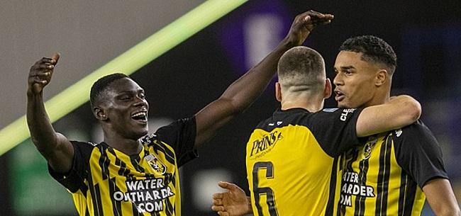 Foto: Vitesse knokt zich naar gedeelde koppositie met zege