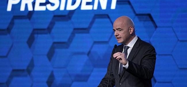 Foto: 'FIFA voor tijdelijke versoepeling transferregels'