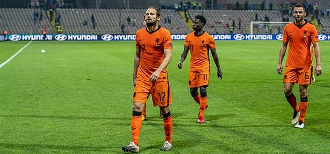 Foto: De beste voetbaluitzendingen van deze week: Revanche voor Oranje?