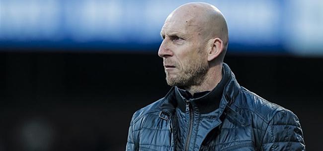 Foto: 'Stam weet: eerste 'grote' Feyenoord-transfer dichtbij'