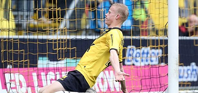 Foto: 'NAC raakt Van Hecke zo goed als zeker kwijt'