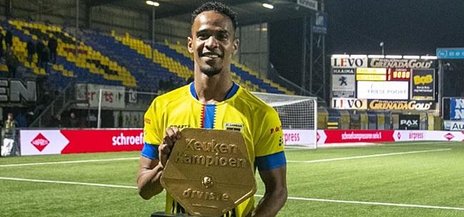 Foto: 'Jarchinio Antonia kan terug naar Eredivisie'