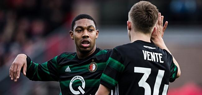 Foto: 'Feyenoorder sterk afhankelijk van zijn eerste actie'