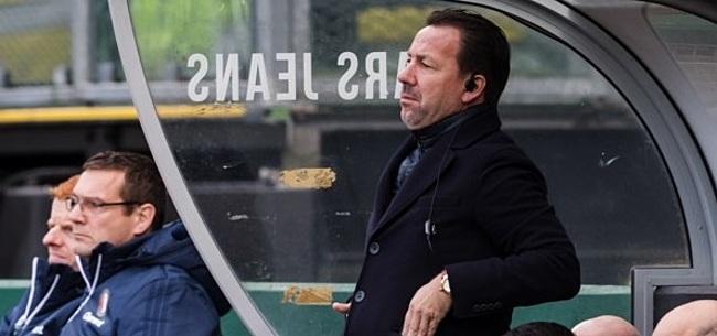 Foto: 'Vooral de manier waarop Feyenoord het eindigde was pijnlijk'
