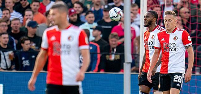 Foto: 'Feyenoord wil transfervrije Fer vervangen'