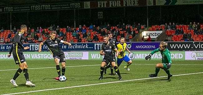 Foto: Go Ahead verrast Cambuur, NEC verslaat Jong Ajax