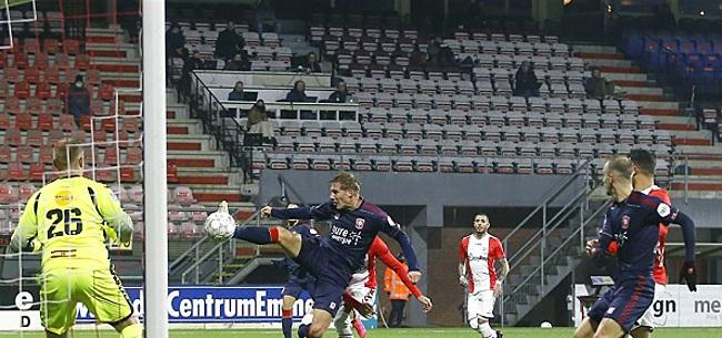 Foto: Twente speelt ondanks reserverol Danilo met Emmen