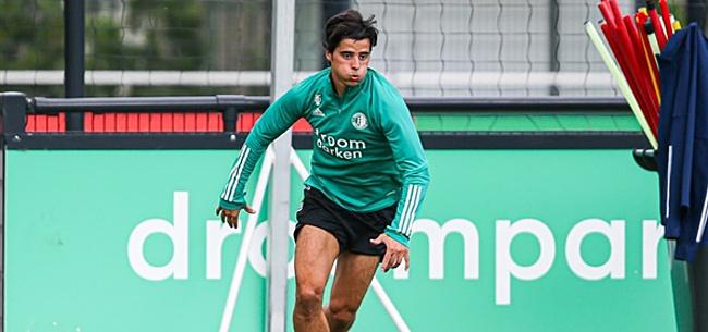Foto: Transferslag Feyenoord: 'Je zag gelijk dat hij iets speciaals had'