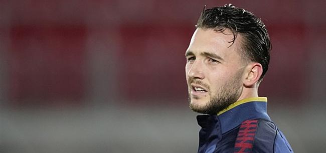 Foto: Drommel reageert op aanstaande PSV-transfer