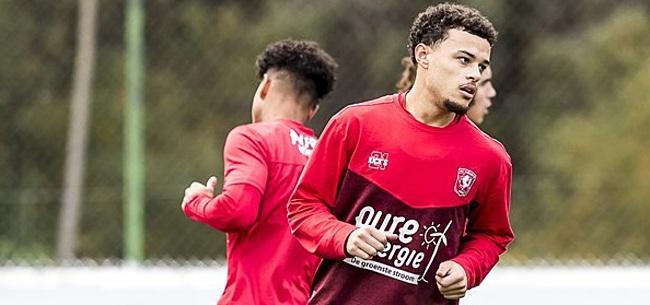 Foto: FC Twente hervat in mei trainingen volgens 'American Style'