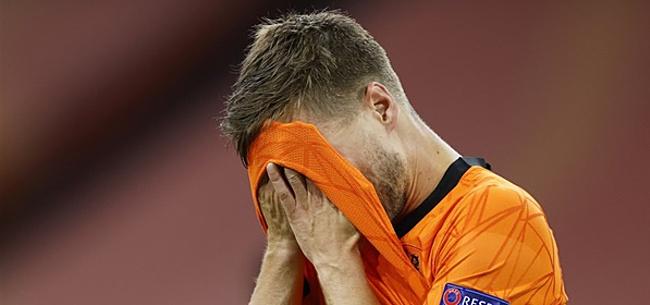 Foto: Opstelling Oranje tegen Spanje: Veltman en Berghuis starten
