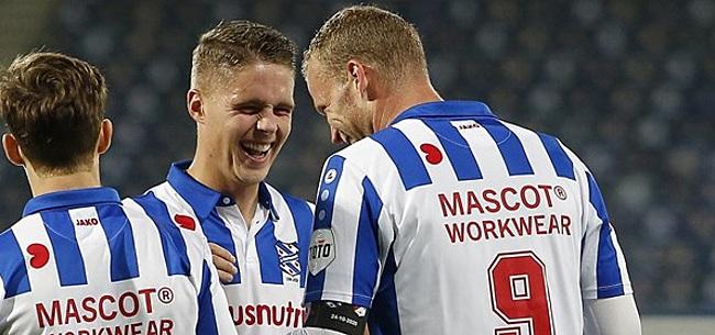 Foto: Heerenveen bekert door, VVV voorkomt nieuw drama na 0-13