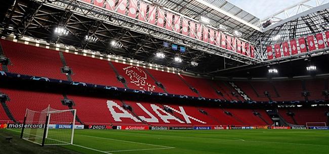 Foto: 'Ajax heeft moordende concurrentie in strijd om Engels talent'