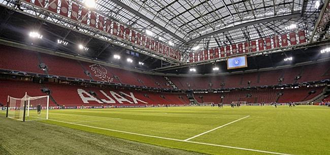 Foto: Johan Cruijff Arena in paniek: