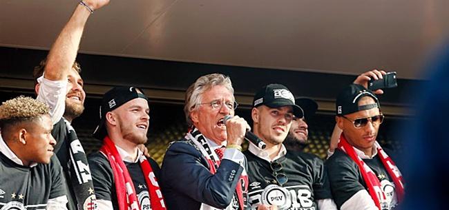 Foto: Jorritsma furieus op KNVB: