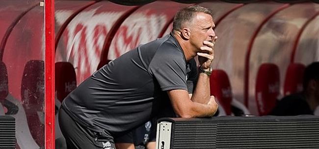 Foto: Unaniem trainersadvies voor FC Utrecht: 'Dat is geen toeval'
