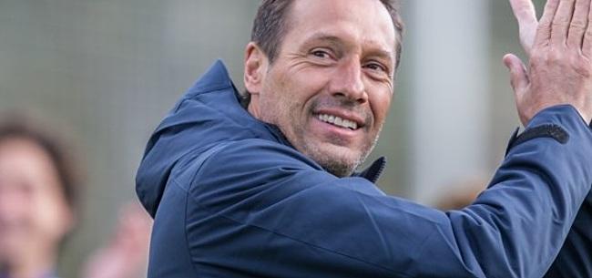 Foto: Van 't Schip krijgt nieuwe doelstelling bij PEC Zwolle