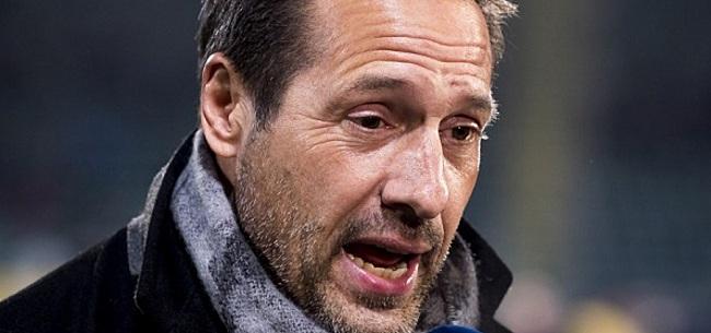 Foto: Van 't Schip reageert op Oranje-interesse:
