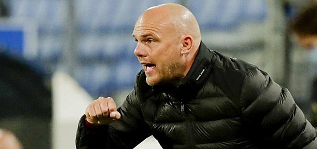 Foto: 'Weet niet met wie Ajax speelt, maar het wordt een zware dobber'
