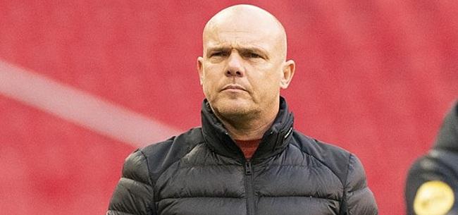Foto: Slecht nieuws vlak voor Ajax-uit: