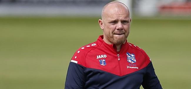 Foto: 'Heerenveen met nieuwkomer aan aftrap tegen Ajax'