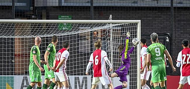 Foto: Fotograaf aangevallen door Graafschap-fans: