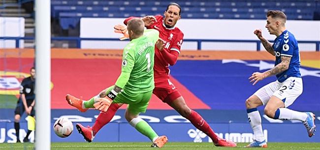 Foto: 'Wegvallen Van Dijk kost Liverpool kampioenschap'