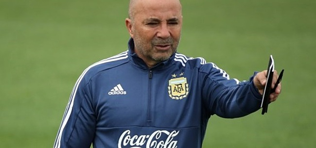 Foto: 'Jorge Sampaoli nieuwe trainer Olympique Marseille'