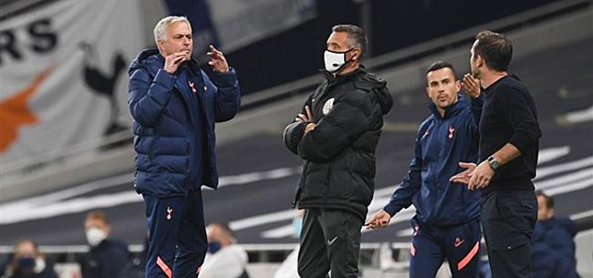 Foto: Mourinho doet boekje open over ruzie met Lampard