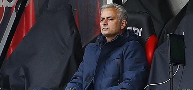 Foto: Bekritiseerde Mourinho krijgt bijval:
